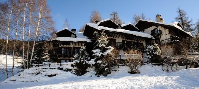 Le vacanze invernali al Col de joux in Valle D'Aosta